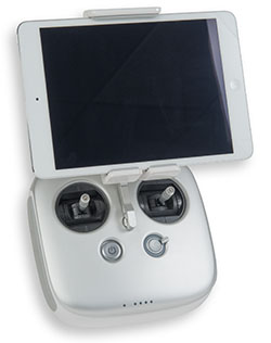 RDASS HD2 Controller with iPad