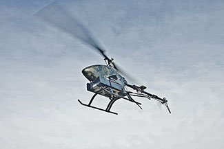 Leptron Avenger Unmanned Helicopter
